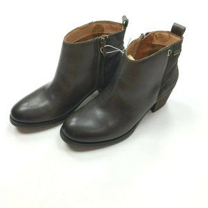 Pikolinos Shoes - Pikolinos Andorra Leather Ankle Boots Booties NWOB